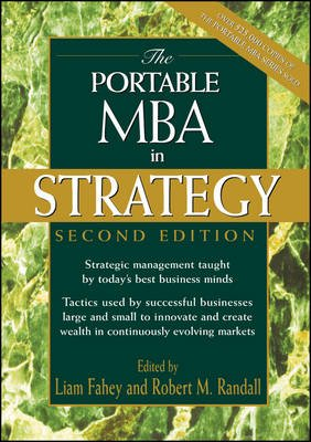 The Portable MBA in Strategy (Hardcover, 2nd Edition): Liam Fahey, Robert M. Randall