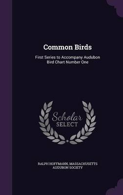 Common Birds - First Series to Accompany Audubon Bird Chart Number One (Hardcover): Ralph Hoffmann