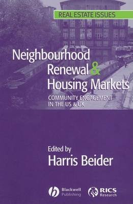 Neighbourhood Renewal and Housing Markets (Electronic book text): Harris Beider