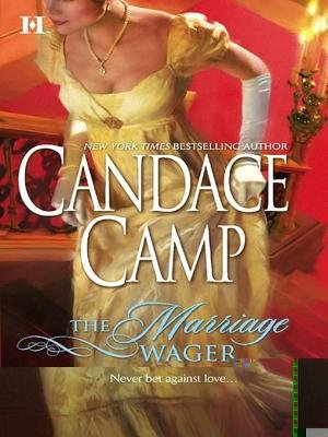 The Marriage Wager (Electronic book text): Candace Camp