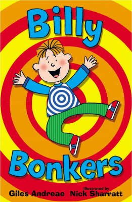 Billy Bonkers (Hardcover): Giles Andreae