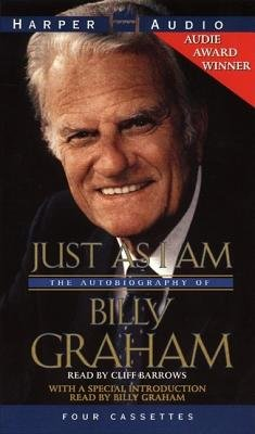 Just as I Am (Abridged, Downloadable audio file, abridged edition): Billy Graham