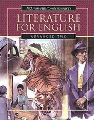 Literature for English - Advanced Two (CD-ROM): Burton Goodman