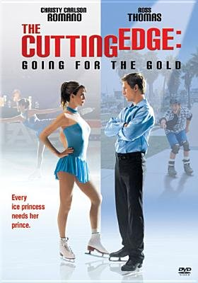 The Cutting Edge - Going for the Gold (Region 1 Import DVD, Special): D. B Sweeney, Moira Kelly, Roy Dotrice, Terry O'...