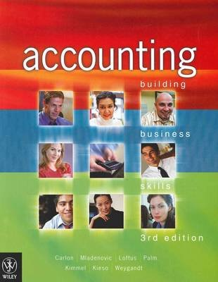 Accounting - Building Business Skills 3E + Global Financial Crisis Supplement (Multiple copy pack): Shirley Carlon, Rosina...