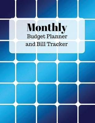 Monthly Budget Planner and Bill Tracker - With Calendar 2018-2019 Monthly Spending Planner, Bill Planner, Financial Planning...
