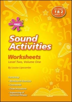 Sounds Activities, v. 2: Level 1 (Spiral bound): Louise Lipscombe