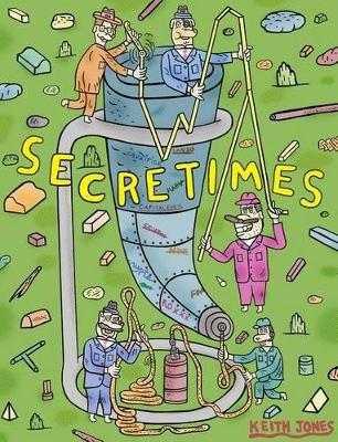 Secret Times (Paperback): Keith Jones