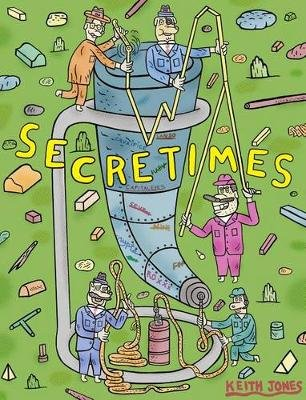 Secret Times (Paperback): Keith Jones
