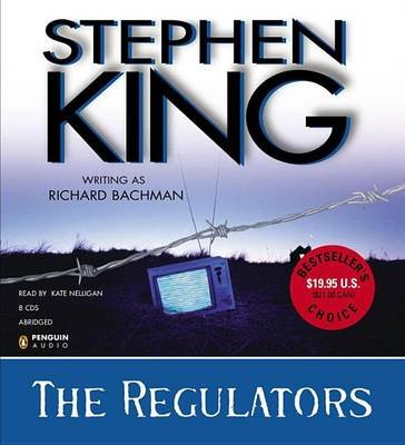 The Regulators (Abridged, Standard format, CD, abridged edition): Stephen King