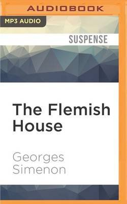 The Flemish House (MP3 format, CD): Georges Simenon
