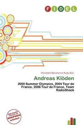 Andreas Kl Den (Paperback): Christabel Donatienne Ruby