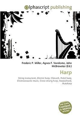 Harp (Paperback): Frederic P. Miller, Agnes F. Vandome, John McBrewster