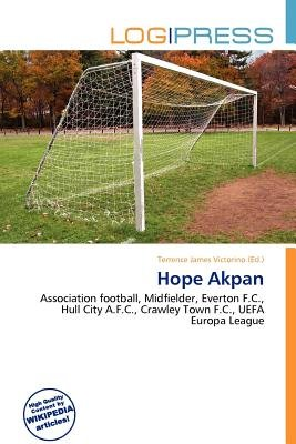 Hope Akpan (Paperback): Terrence James Victorino