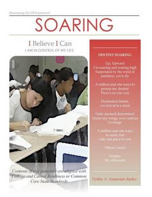 Soaring - Journal of Upward Bound Student Reflections (Paperback): Debbie Alecia Simmonds-Barber