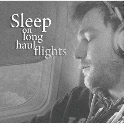 Sleep: Natural Sleep - On Long Haul Flights (CD): Anna Rowe