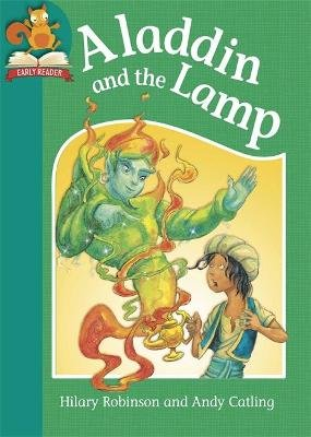Aladdin and the Lamp (Paperback): Hilary Robinson