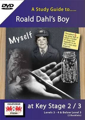 A Study Guide to Boy by Roald Dahl at Key Stage 2 to 3 - Below Level 3 & Levels 3-4 (DVD-ROM): Janet Marsh