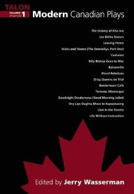 Modern Canadian Plays (Paperback, Fifth Edition): Jerry Wasserman