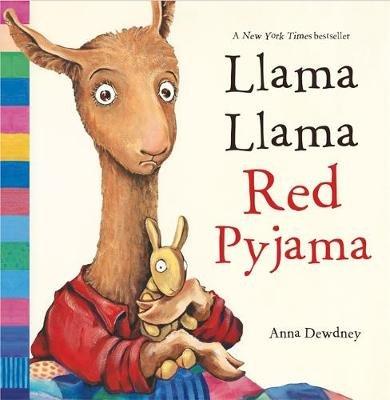Llama Llama Red Pyjama (Paperback): Anna Dewdney