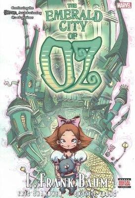 Oz: The Emerald City Of Oz (Hardcover): Eric Shanower