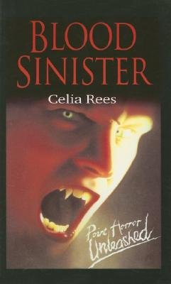 Blood Sinister (Large print, Paperback, Large Print edition): Celia Rees