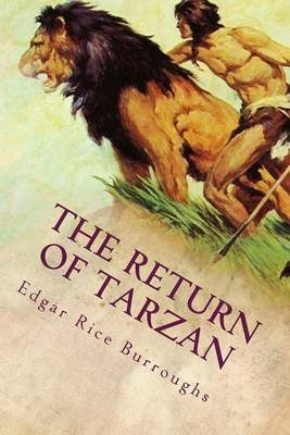 The Return of Tarzan (Paperback): Edgar Rice Burroughs