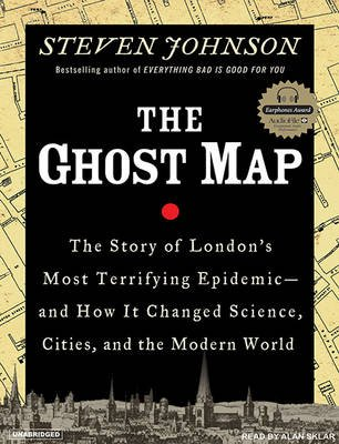 The Ghost Map (MP3 format, CD, Unabridged): Steven Johnson