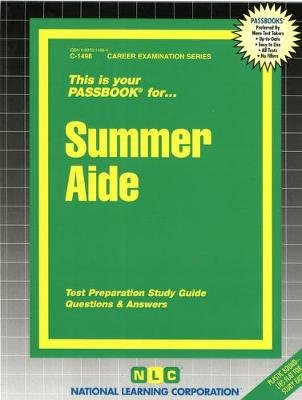 Summer Aide (Paperback): National Learning Corporation
