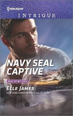 Navy Seal Captive (Paperback): Elle James
