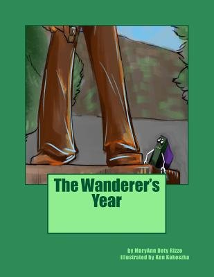 The Wanderer's Year (Paperback): Maryann Doty Rizzo