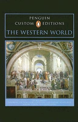 "The Western World, v. 1 - Penguin Custom Editions to Accompany  ""Exploring the Humanities"" (Paperback): Laurie Adams"