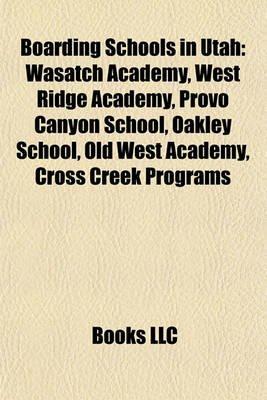 Boarding Schools In Utah Wasatch Academy West Ridge Academy