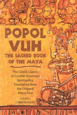Popol Vuh - The Sacred Book of the Maya (Paperback): Allen J. Christenson