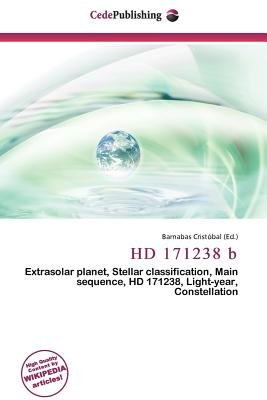 HD 171238 B (Paperback): Barnabas Cristobal