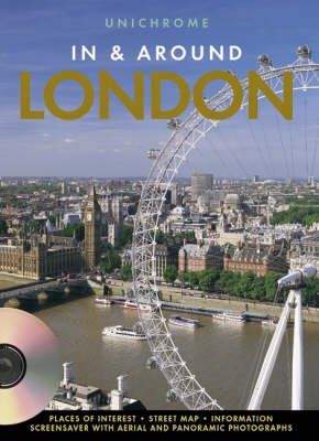 In and Around London (Japanese, Paperback): Gavan Naden, Max Riddington