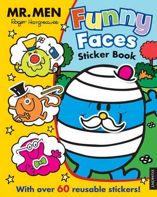Mr. Men Funny Faces (Paperback): Roger Hargreaves
