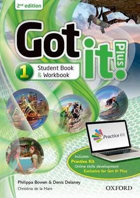 Got it! Plus: Level 1: Student Pack - Get it All with Got it! (Mixed media product, 2nd Revised edition):