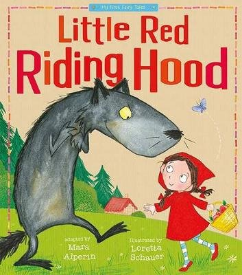 Little Red Riding Hood (Paperback): Tiger Tales