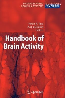 Handbook of Brain Connectivity (Paperback): Viktor K. Jirsa, A. R. McIntosh