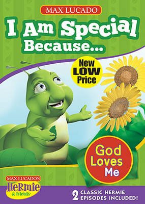 Hermie: I Am Special DVD - God Loves Me (Electronic book text): Max