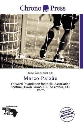Marco Paix O (Paperback): Pollux Variste Kjeld