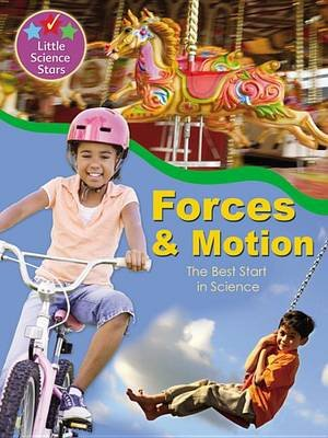 Little Science Stars: Forces & Motion (Paperback): Clint Twist