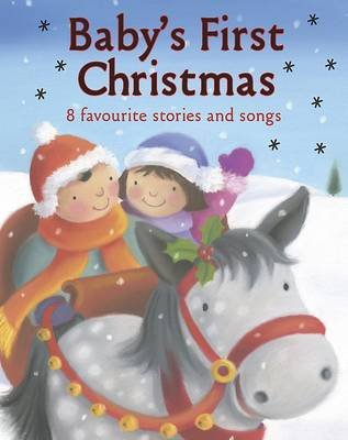 Baby's First Christmas (Board book):