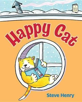 Happy Cat (Paperback): Steve Henry