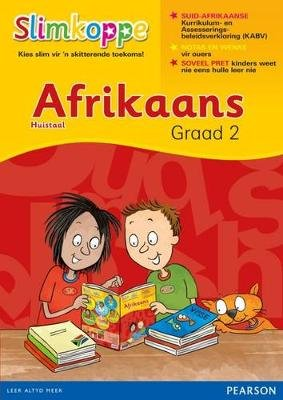 Slimkoppe Afrikaans Caps: Gr 2 (with New Boost Pages) (Afrikaans, Paperback):