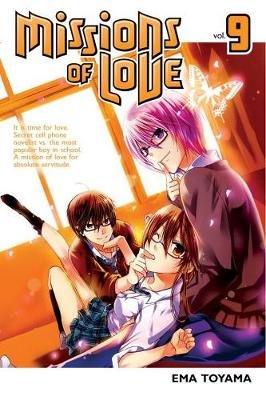 Missions of Love 9 (Paperback): Ema Toyama
