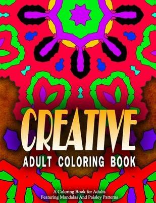 Creative Adult Coloring Books - Vol.13 - Women Coloring Books for Adults (Paperback): Women Coloring Books for Adults,...
