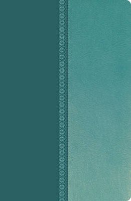 NKJV, Ultraslim Reference Bible, Imitation Leather, Turquoise, Indexed, Red Letter Edition (Leather / fine binding): Thomas...