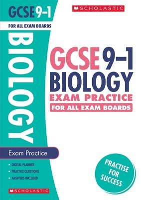 Biology Exam Practice Book for All Boards (Paperback): Kayan Parker
